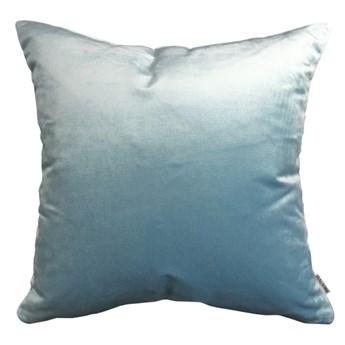 Welurowa poduszka Pastel Blue 45 x 45 cm