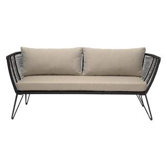 Sofa ogrodowa tarasowa Mundo włókno syntetyczne