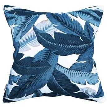 Poduszka dekoracyjna Bahama Night w liście bananowca  45 x 45 cm