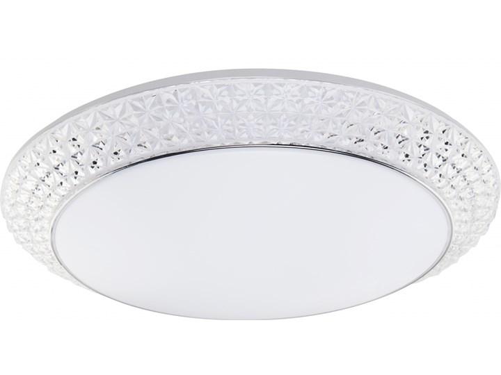 OMNIA plafon 1 x 36W LED 4000K 3960LM nowoczesny płaski lampa sufitowa minimalistyczna PREZENT 71316