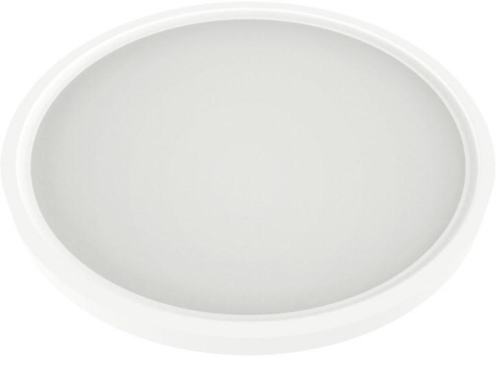 TRIMO plafon 1 x 30W LED 4000K 2700LM nowoczesny ledowy minimalistyczny płaska lampa okrągła PREZENT 70300