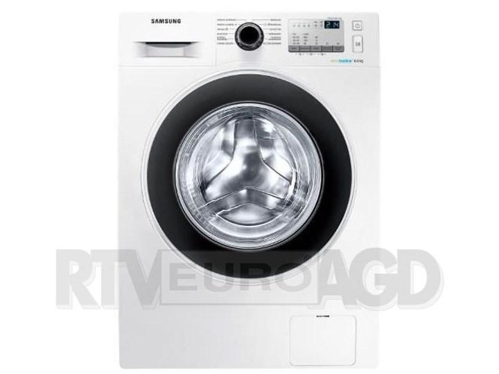 Samsung WW60J4213HW1 Ładowanie Od frontu Szerokość 60 cm Głębokość 40 cm Wysokość 85 cm Pojemność bębna 6 kg