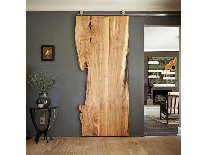Zaktualizowano Drzwi przesuwne dębowe ONE BOARD - Drzwi wewnętrzne - zdjęcia EN16