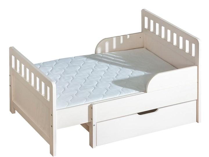 łóżko Rozsuwane 80 X 130 200 Ze Stelażem Iga Dolmar