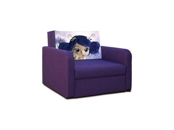 Sofa Fotel Jednoosobowy Rozkładany Magic Lalka