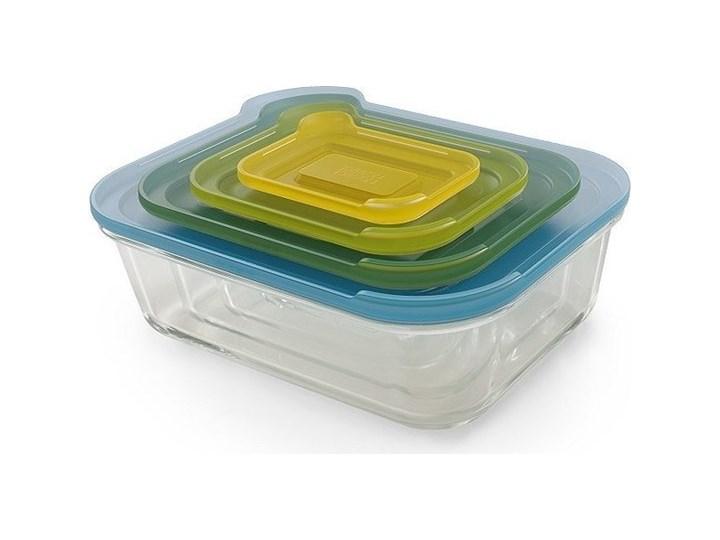 Pojemniki kuchenne Nest Glass Storage 4 szt.