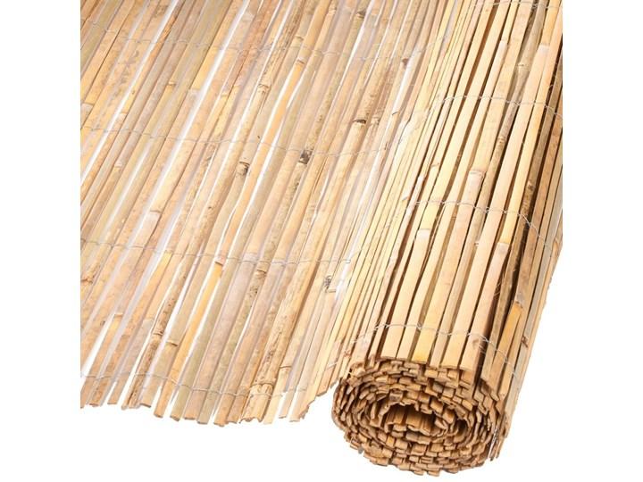 Nature Mata Bambusowa Na Ogrodzenie Naturalna 2 X 5 M