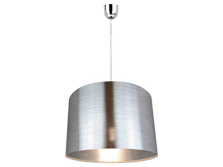 Obi Lighting Lampa Wisząca Srebrna 1x42 W E27