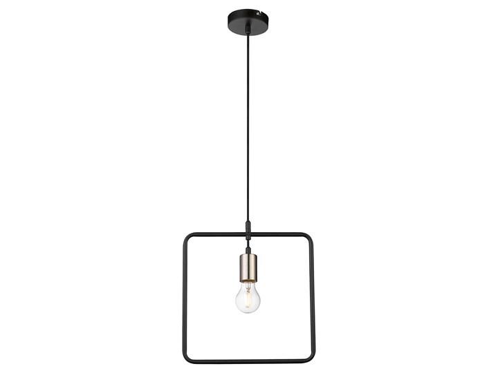 Obi Lampa Wisząca Drapia Kwadrat 1x60 W E27