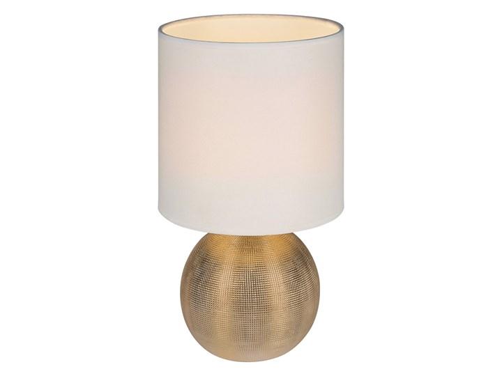 Obi Lampka Stołowa Pomonte Złota 1x40 W E14