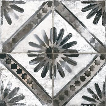 FS Marrakech Grey 45x45 płytka patchworkowa