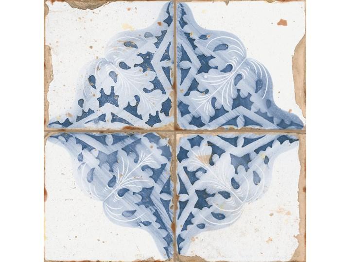 Fs Artisan Decor-A 33X33 płytki patchwork Płytki podłogowe 33x33 cm Płytka dekoracyjna Kwadrat Płytki ścienne Kolor Beżowy