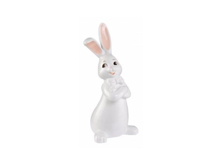 """Królik porcelanowy """"I'm cool"""" Snow White Goebel Ceramika Zwierzęta"""