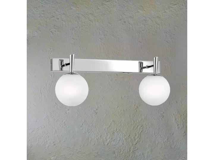 Lampa ścienna H2o Do łazienki 2 Punktowa