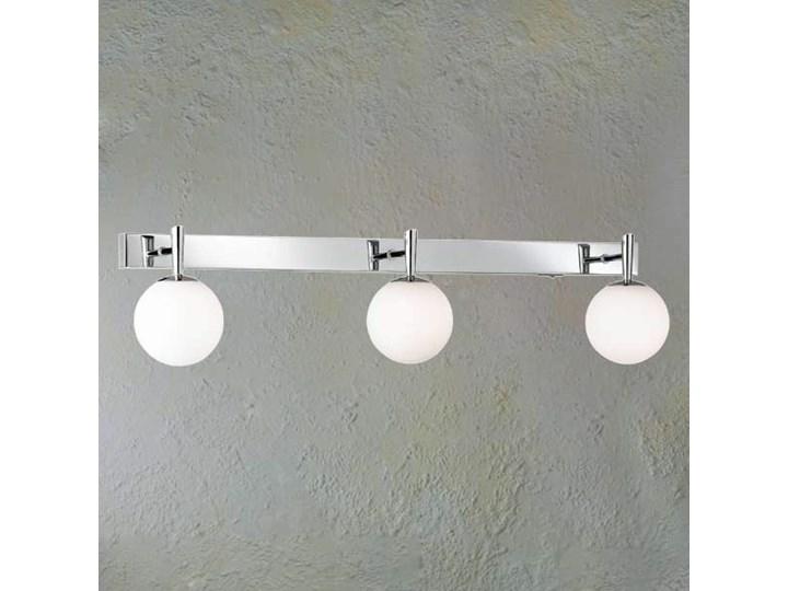 Lampa ścienna H2o Do łazienki 3 Punktowa