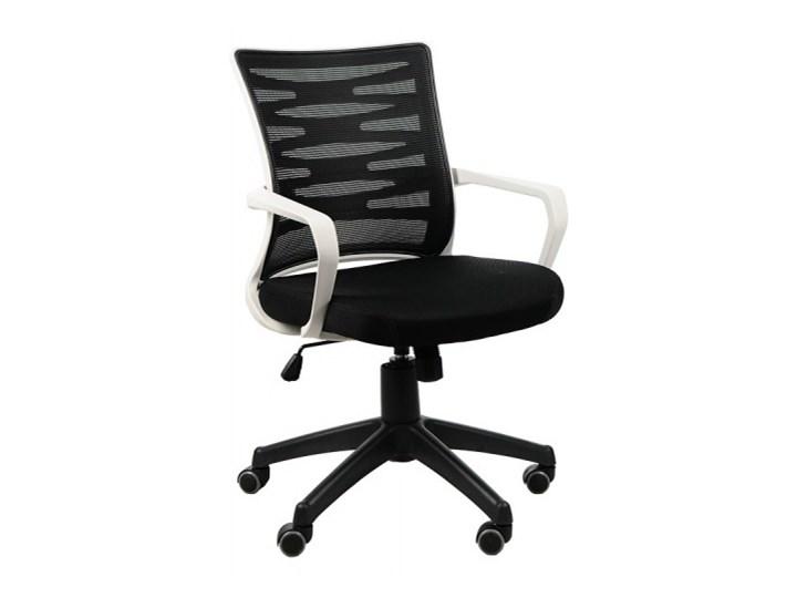 Krzesło biurowe obrotowe KB 2022 szaryCZARNY