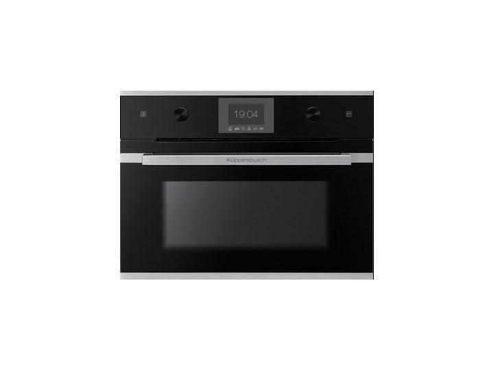 Piekarnik parowy Kueppersbusch Komfort+ czarny z listwami CD 6350.0 S1 Parowe