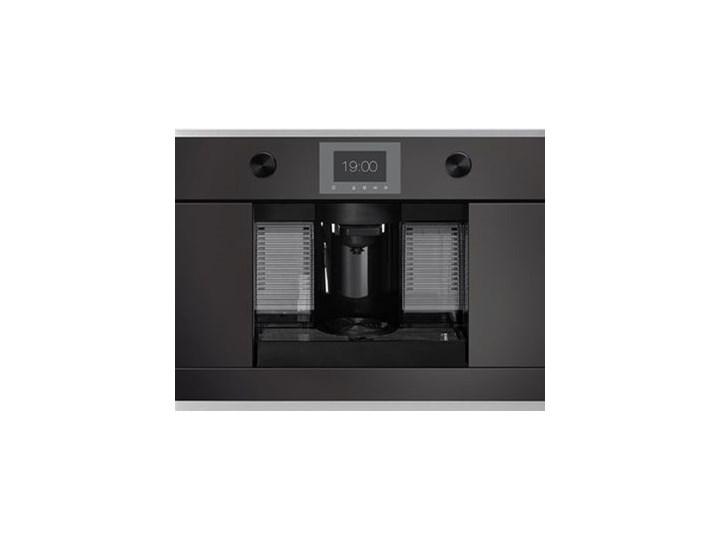 Ekspres do kawy Kueppersbusch Comfort+ czarny na kaspsułki CKK 6350.0 S