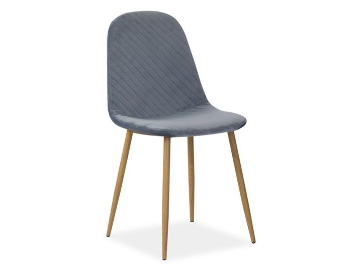 3adbc6b9272d Krzesło POLI ciemny szary dąb  P15 Bettso - Krzesła kuchenne ...