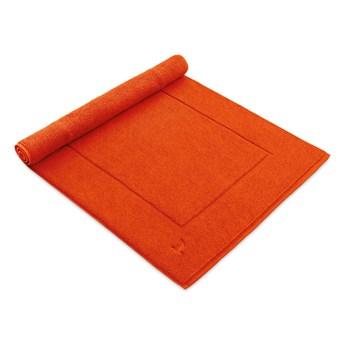 Dywanik łazienkowy Moeve SuperWuschel Red Orange