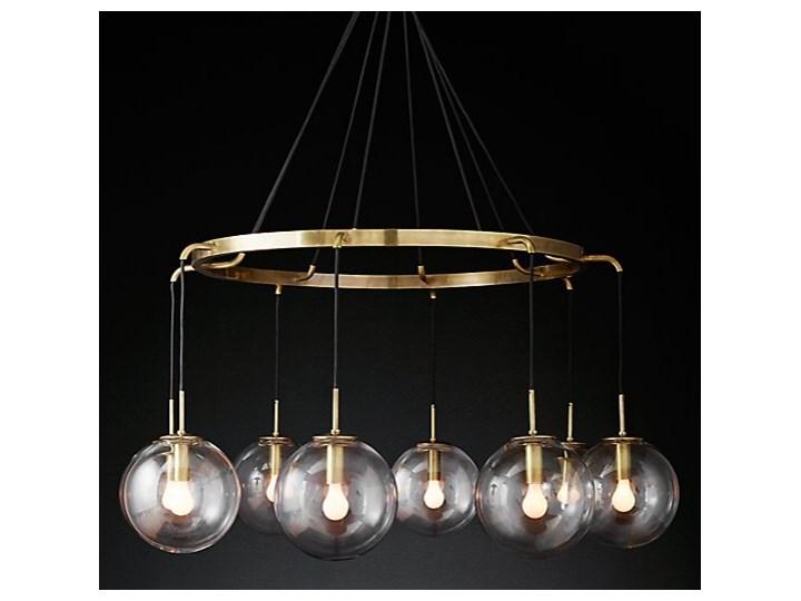 Wspaniały Creative Gold - Ring 60 - żyrandol modern art deco - Lampy wiszące SC34