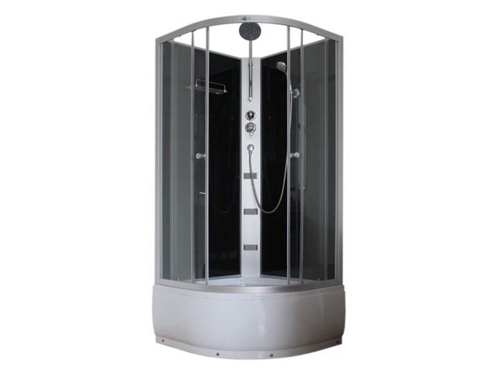 Kabina Prysznicowa Z Hydromasażem Armazi Sella 90 X 90 X 235 Cm