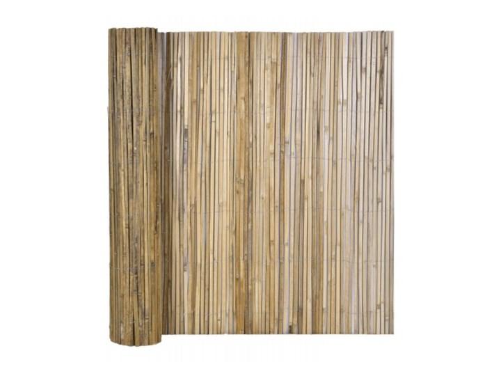 Mata Bambusowa Osłonowa Na Płot Ogrodzenie 15x5 M