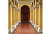 Fototapeta F145 - Korytarz Biblioteki Narodowej w Limie