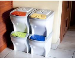 Kosze do segregacji śmieci EKOLOGIA