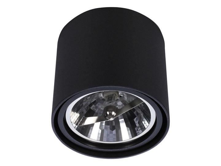 Lampa Przysufitowa Alix Spot Azzardo styl nowoczesny aluminium