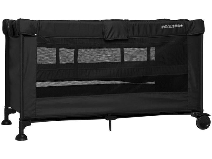 Koelstra łóżeczko Turystyczne Dwupoziomowe Travelsleeper T5 Czarne