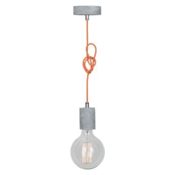 LAMPA SIMPLY LIGHT BETON/CEGŁA