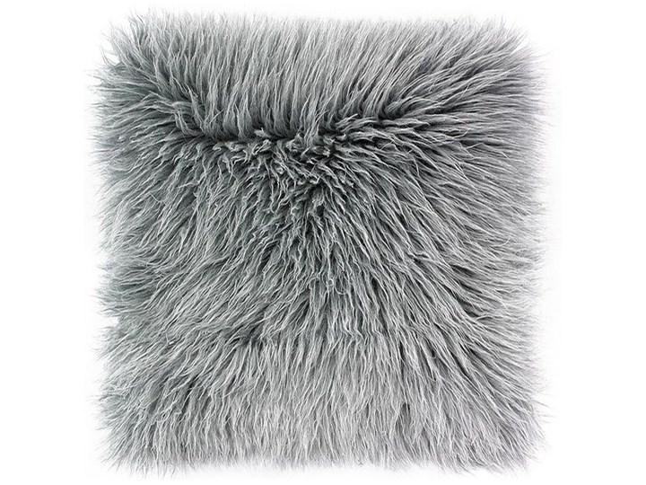 Poszewka na poduszkę Fluffy szara