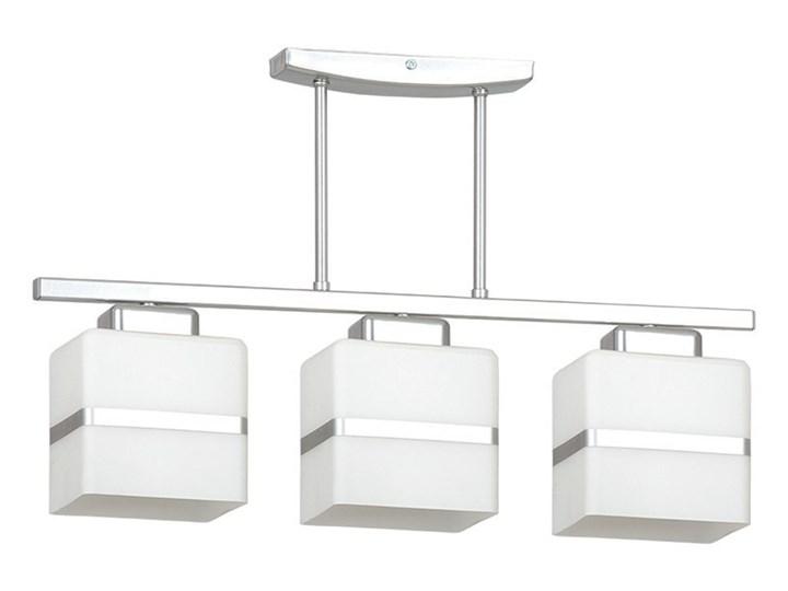 URBAN 3 860/3 lampa sufitowa nowoczesna szklany biały klosz dużo światła