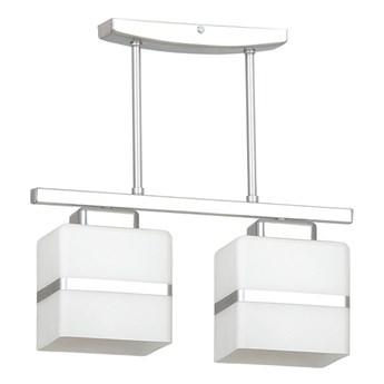URBAN 2 860/2 lampa sufitowa nowoczesna szklany biały klosz dużo światła