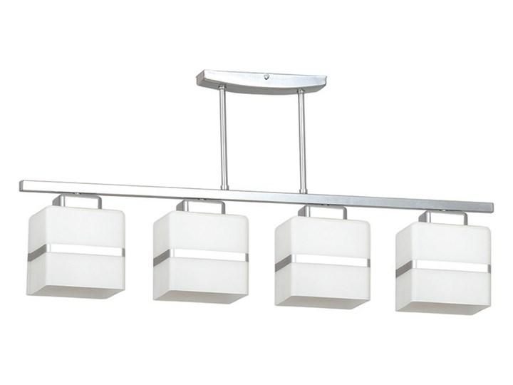 URBAN 4 860/4 lampa sufitowa nowoczesna szklany biały klosz dużo światła