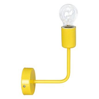 DIESEL K1 YELLOW 782/K1 kinkiet ścienny loftowy żółty otwarta żarówka