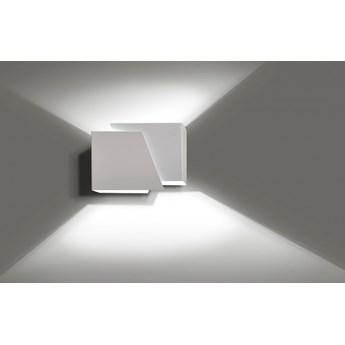 FROST WHITE 940/1 nowoczesny kinkiet ścienny biały LED