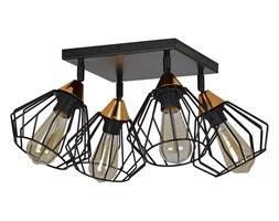 VESTA 4A BLACK 392/4A spot plafon sufitowy LED industrialny LOFT