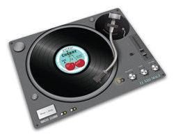 Deska wielofunkcyjna Record Player