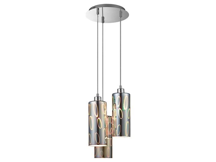 Obi Lighting Lampa Wisząca Serroni 3d 3x40 W E14