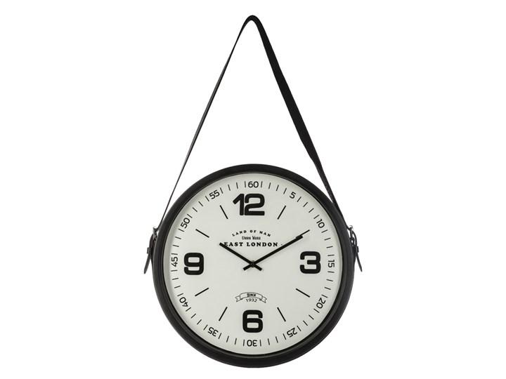 Metalowy Zegar Na ścianę Okrągły Zegar Zegar Do Salonu