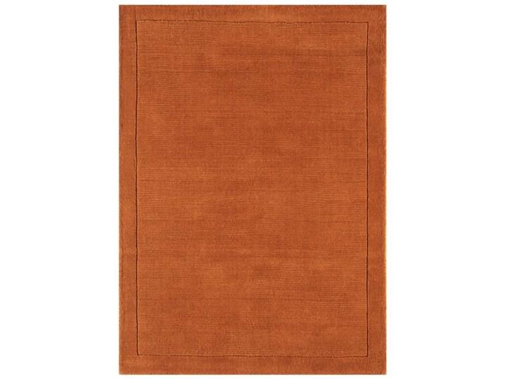 Wełniany dywan Terracotta 100% wool 68 x 240 cm