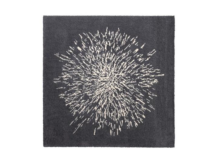 SANDERUM Dywan z długim włosiem Dywany Syntetyk Rozmiar 4 200x200 cm