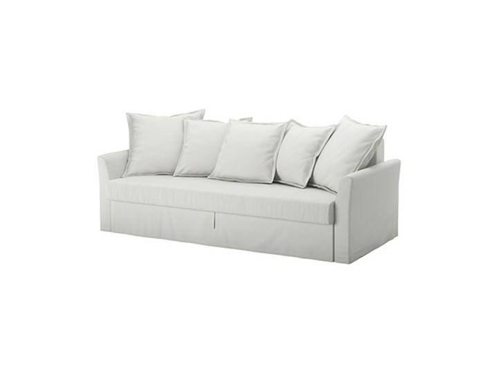HOLMSUND Sofa trzyosobowa rozkładana Rozkładanie Stała konstrukcja Materiał obicia Tkanina
