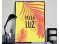 """""""Pełen luz 2""""- hasło motywacyjne Rozmiar2 50x70 cm Plakaty z napisami Rozmiar2 30x41 cm"""