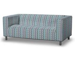 Dekoria Pokrowiec na sofę Klippan 2-osobową Mosaik 142-10
