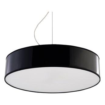 Lampa wisząca Sollux Lighting Arena czarna kod: SL.0118