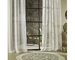 Firana na przelotkach w kolorze białym, 140 x 240, Atmosphera