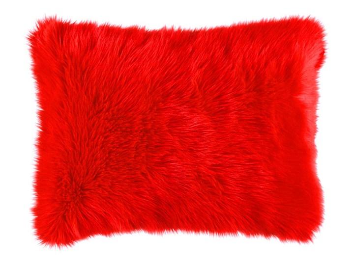 Poduszka dekoracyjna z futra FIRE JAZZ 40x50 cm Prostokątne Poszewka dekoracyjna Pomieszczenie Sypialnia Futro ekologiczne Kategoria Poduszki i poszewki dekoracyjne